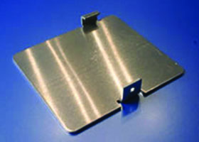 HK Metalcraft works with clients to manufacture custom brackets and precision metal stampings.