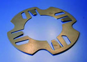 HK Metalcraft designs and manufactures custom metal washers.