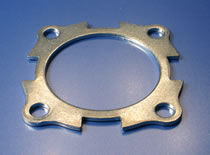 HK Metalcraft manufactures and supplies custom flanges and metal washers.