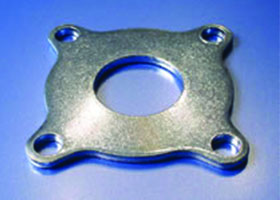 HK Metalcraft manufactures custom gaskets and washers.
