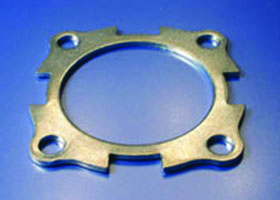 HK Metalcraft's custom stamped gaskets provide superior results.