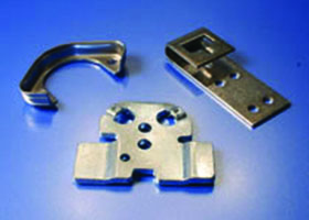 HK Metalcraft's stamped brackets deliver superior results.