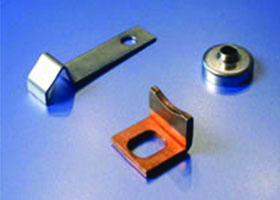 HK Metalcraft's engineers design and manufacture custom metal brackets.