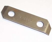 Custom sandwich gaskets and locks designed and manufactured by HK Metalcraft.