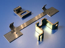 Precision metal stampings and custom metal brackets manufactured by expert engineers.